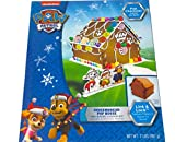 NEW Paw Patrol Gingerbread Pup House Pre Baked Cookie Kit For Children Easy To Build Net Wt. 2lbs
