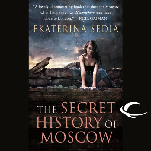 The Secret History of Moscow audiobook cover art