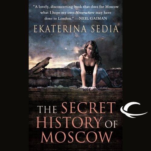 The Secret History of Moscow Titelbild