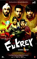 Fukrey - DVD (Hindi Movie / Bollywood Film / Indian Cinema) -2013 by Ali Fazal