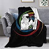 Ultra Soft Flannel Fleece Throw Blanket Welder Welding All Season Warm and Cozy Quilt Blanket for Bed Sofa Couch 50'x40'for Kids