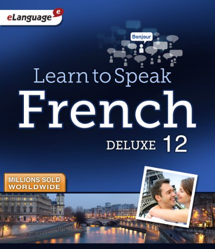 Learn to Speak French Deluxe 12 [Download]