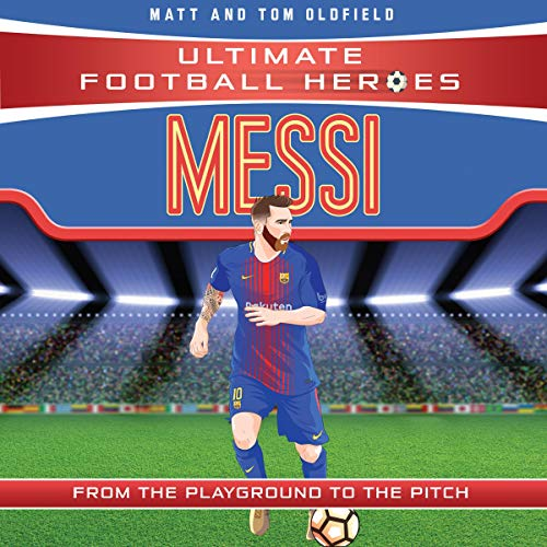 Messi cover art
