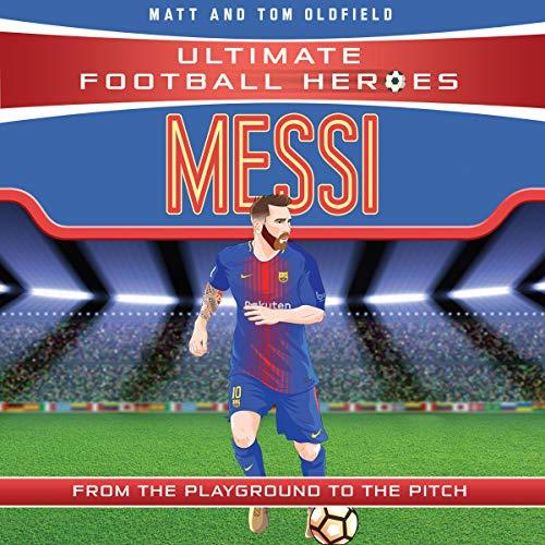 『Messi』のカバーアート