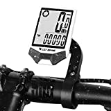 West Biking Bike Computer, Bicycle Speedometer, Wireless Cycling Odometer, Multifunctional & Waterproof, Smart Touch Backlight, HD Digital LCD Big Display, Auto Power Off & Wake-up, Easy to Install