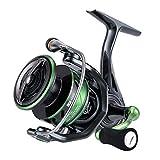 SeaKnight WR III 5.2:1 Carrete de Pesca de Agua Dulce, Ultralight Carretes de Spincasting, Sistema...