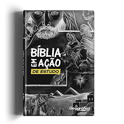 Bíblia em ação de estudo - Versão mensagem especial