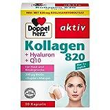 Doppelherz Kollagen 820 – Biotin trägt zum Erhalt normaler Haut bei – Mangan trägt zu einer...