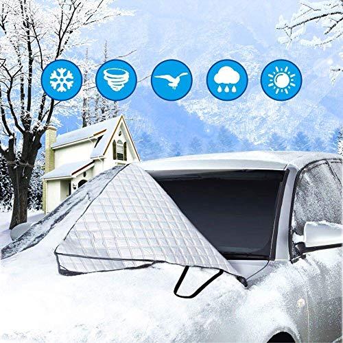Exqline Exqline Windschutzscheibenabdeckung Scheibenabdeckung Winter Schneeabdeckung Bild