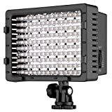 NEEWER 160 LED CN-160 Dimmable Ultra High Power Panel Digital Camera / Camcorder Video Lig...
