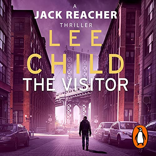 The Visitor Audiobook By Lee Child cover art