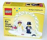 LEGO mini fig Wedding fiber / LEGO Minifigure Wedding Favors Set 853340 (wedding gift) [domestic regular article] For table decoration only (japan import) by LEGO