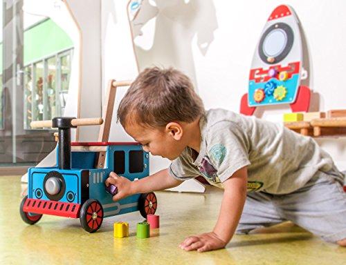 Schiebewagen Zug - 5