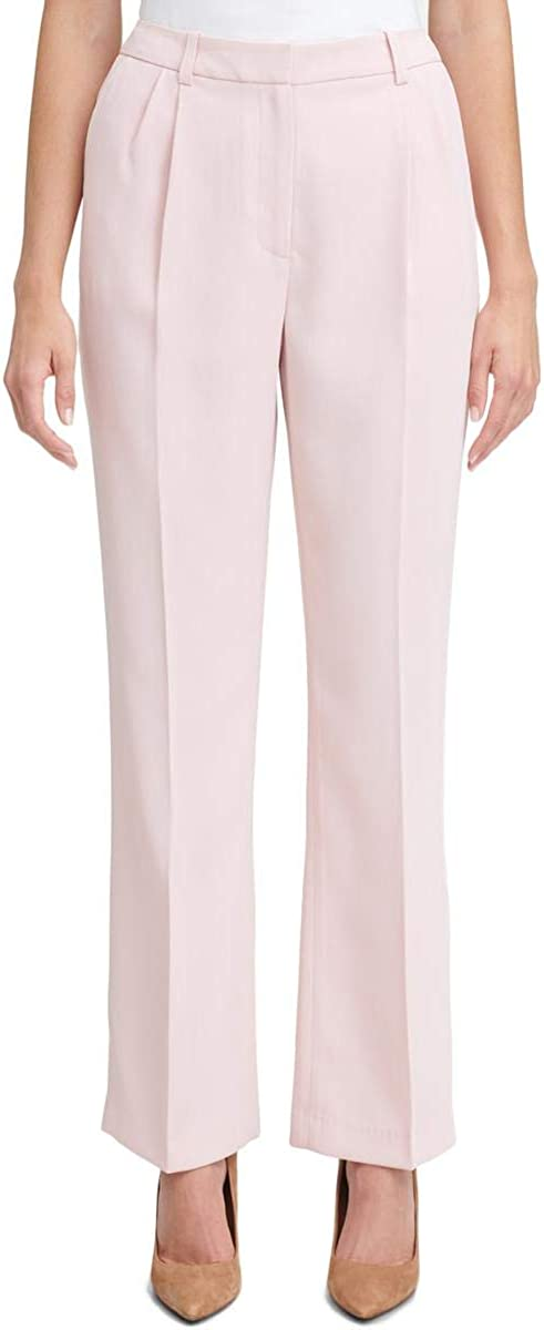 Tommy Hilfiger Womens Pink Wear to Work Pants Size 6