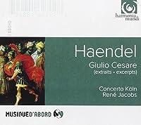 Handel: Giulio Cesare - Excerpts (2001-06-12)