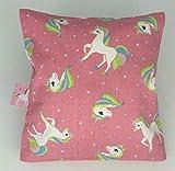 Kleines Schlafkissen Einhorn mit Kräuter Füllung,Spielzeug,Schulanfang, Mädchen Geschenk, Kinder,...