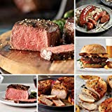 All-American Grill Out from Omaha Steaks (Butcher's Cut Filet Mignons, Top Sirloins, Boneless Pork Chops, Boneless Chicken Breasts, Omaha Steaks Burgers, Kielbasa Sausages, and Signature Seasoning)