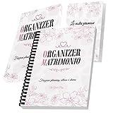 Idee Regalo Il Diario della Sposa - Organizer Matrimonio Italiano - Agenda Wedding Planner - Idea Regalo Sposi