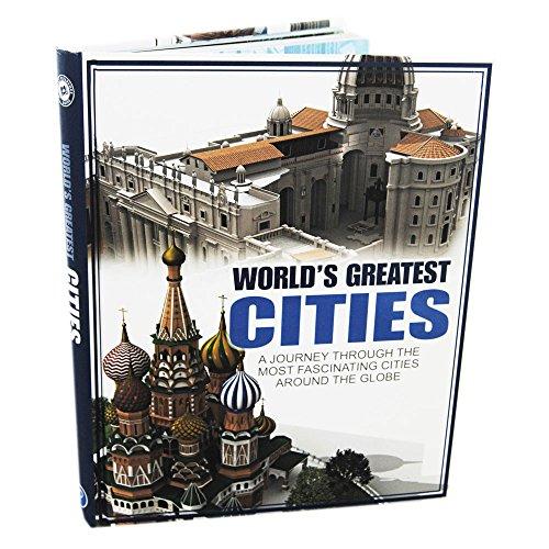 Parragon Las ciudades más grandes del mundo – un viaje a través...