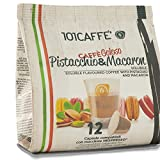 101CAFFE' Pistacchio&Macaron | Sacchetto da: 12 capsule compatibile con Nespresso�