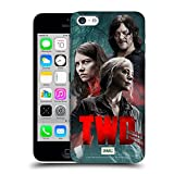 Head Case Designs Officially Licensed AMC The Walking Dead Characters Season 10 Key Art Hard Back Case Compatible with Apple iPhone 5c