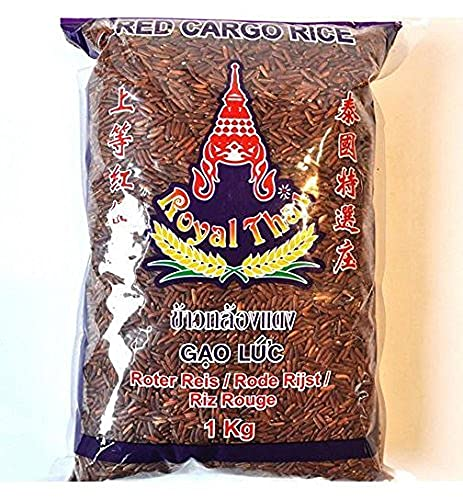 Royal Thai Roter Natur Reis, 1kg