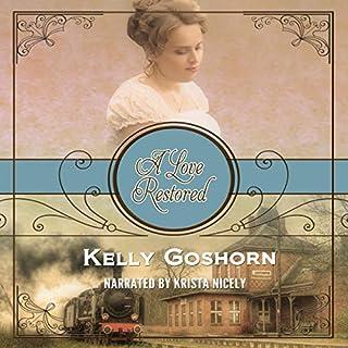 A Love Restored audiobook cover art