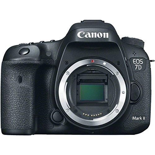 Canon EOS 7D Mark II 20.2MP HD 1080p DSLR Camera Body Only...
