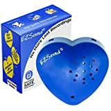 EZSound Sound Chips for Stuffed Animals   30 Seconds Build a Bear Hearts   Create Voice Recording Gifts   Sound Recorder Module for Toys, Kids, Crafters, Hobbyists, etc   Push Button Recorder (Blue)