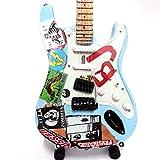 Mini guitarra Green Day Billie Joe Armstrong gráfico regalo