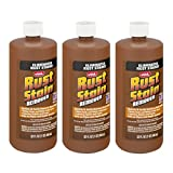 Whink Rust Stain Remover 32 Ounce (Pack of 3)