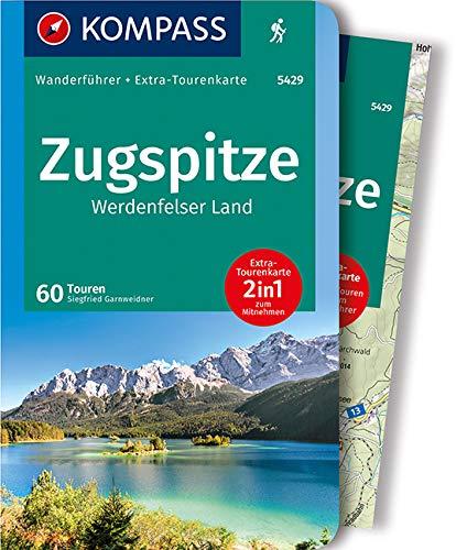 KOMPASS Wanderführer Zugspitze, Werdenfelser Land:...