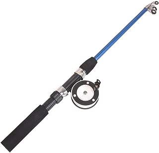 釣り竿、初心者釣り用のポータブル釣り竿FRP素材-釣り竿ツール