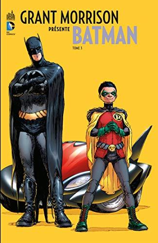 Grant Morrison présente Batman - Tome 3 - Batman RIP