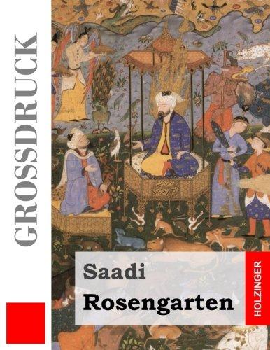 Rosengarten (Großdruck)