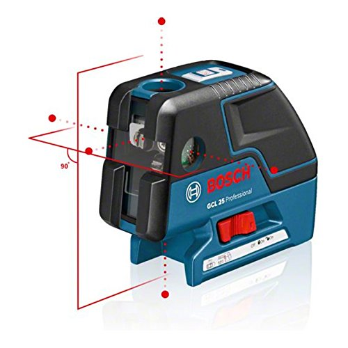 Bosch GCL 25 + BM 1 Professional - Nivel láser combinado