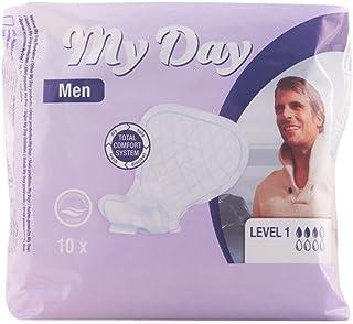 My Day Active Man - Compresas para la Incontinencia, Hombre - 50 gr