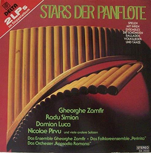 Stars Der Panflöte Spielen Mit Ihren Ensembles Die Schönsten Balladen, Volkslieder Und Tänze [2xVinyl]