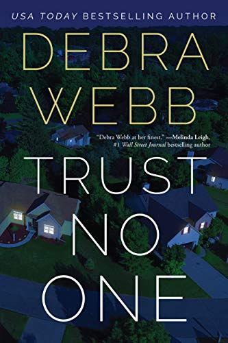 Trust No One (Devlin & Falco Book 1) by [Debra Webb]