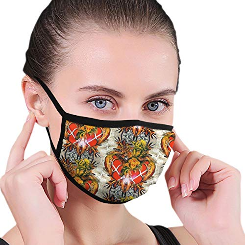 Ostergesichtsmasken zum Warmhalten Bastet_1065 Warme und Winddichte Masken, Outdoor-Ski-Campingmasken