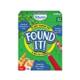"""OUTDOOR SMART SCAVENGER HUNT - Aim of the game is to Search & Find the object on the question card. Shout """"FOUND IT!"""" as soon as you get your hands on the object! Be the first one to win 7 cards FUN FOR THE WHOLE FAMILY - Get your family off their de..."""