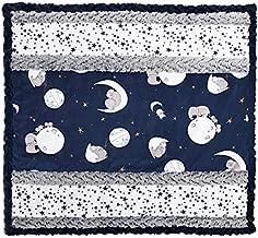 Shannon Fabrics Shannon Minky Cuddle Kit Wee One Moonwalk, Navy
