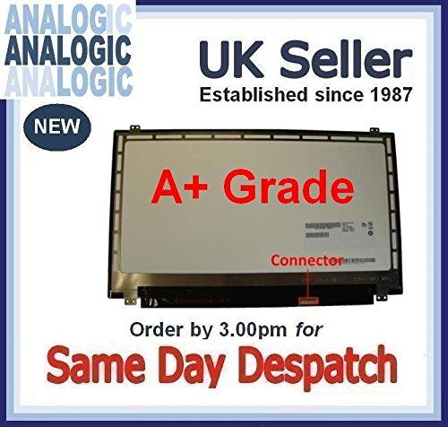 Analogic 39,6 cm (15,6 Zoll) ED EDP SVA FHD AG Laptop-Bildschirm für Compaq HP ZBook 15U G2 SVA