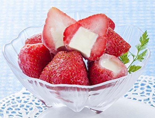 業務用 苺まるごと練乳入りアイス 20g×50個入