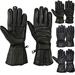best waterproof motorcycle gloves