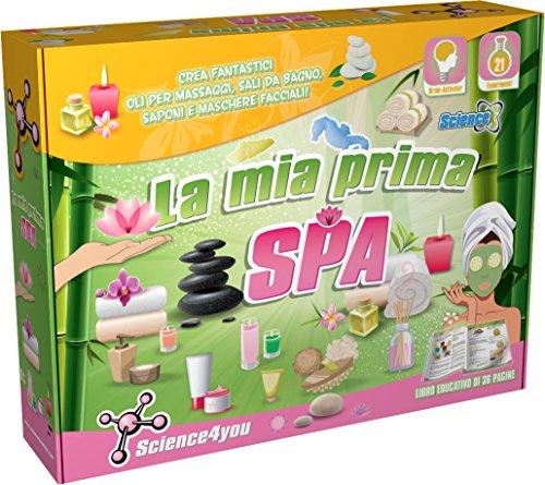 Science4You - La Mia Prima Spa - Giochi educativi e scientifici +8 Anni
