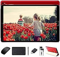 Tablet 10 Pulgadas Android 10 Pro con Procesador Octa-Core Núcleos 1.6GHz 4GB RAM + 64GB ROM Batería 8000mAh | Cámara...