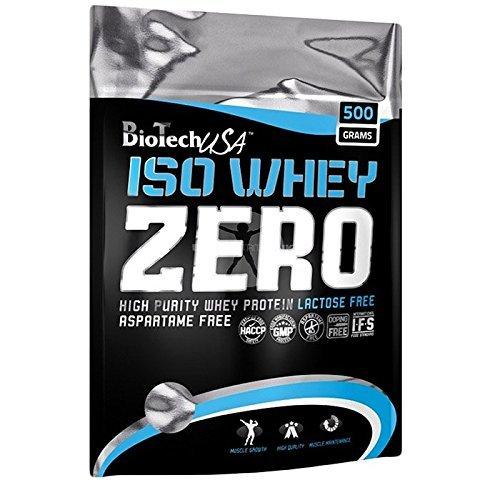 Biotech USA ISO Whey Zero Protein Isolate whey protein, 908g