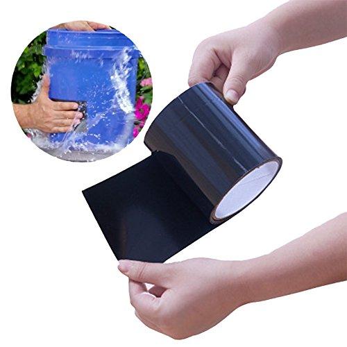 EgBert Super Strong PVC Waterproof Stop Leaks Seal Repair Kitchen Tape Performance Self Fix Fix Fix Fix Addive Flex Tape Waterproof Tape