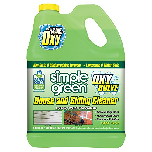 Best Wood Cleaner for Pressure Washers